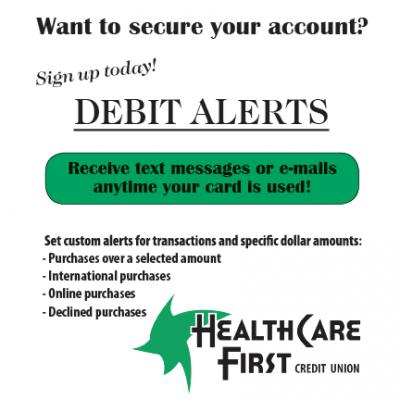 Debit Alerts