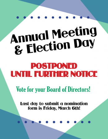 Annual Meeting & Election Day