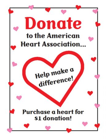 February Is American Heart Health Awareness Month!